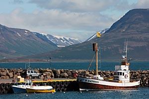 Wetter Dalvik Island